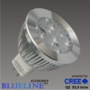 Blueline economy LED MR16 5x1W Cree Q2 XP-E 30 gr-1