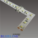 Blueline economy flex LED stripe warm wit 18w mtr en hoekstuk